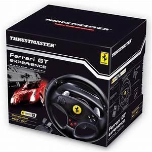 Thrustmaster Ferrari GT Experience Racing Wheel 3 In 1