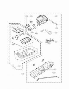 Lg Model Dlgx5102v Residential Dryer Genuine Parts