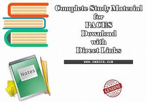 Download Mrcp Paces Manual Pdf Free  Direct Links