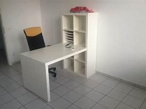 Ikea Schreibtisch Mit Regal : 3x ikea schreibtisch mit regal und 1 stuhl schreibtische fast neu in mainz ikea m bel kaufen ~ A.2002-acura-tl-radio.info Haus und Dekorationen