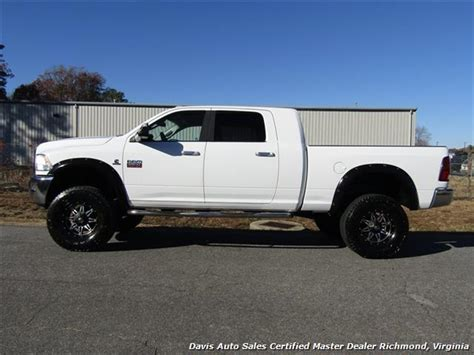 2012 Dodge Ram 2500 HD Big Horn Mega Cab 6.7 Cummins