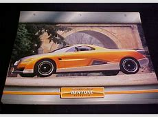 Bertone BMW Pickster 1998 Cartype