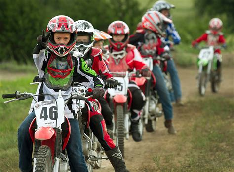 childrens motocross bikes a guide to purchasing a dirt bike for your child nzweek