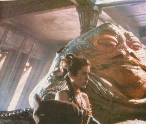 Slave Leia - Princess Leia Organa Solo Skywalker Photo ...