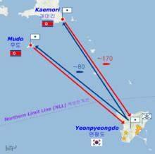 Bombardment of Yeonpyeong - Wikipedia