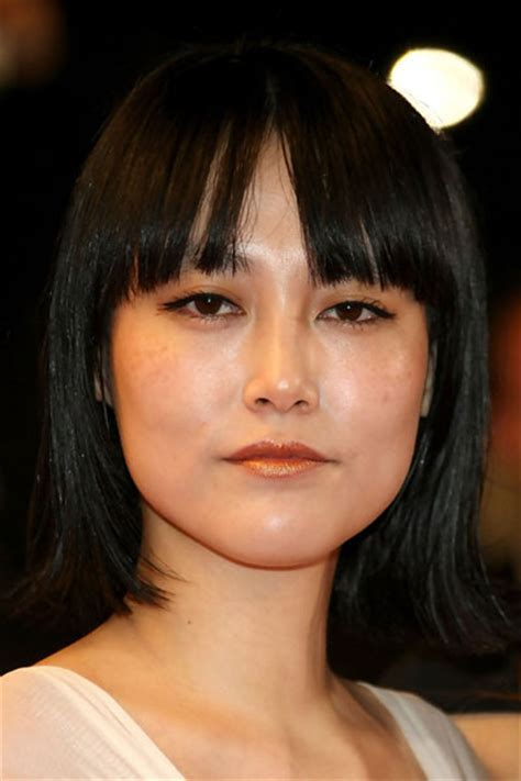 Rinko Kikuchi Hairstyles   Careforhair.co.uk