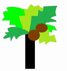 kindergartentechlessonplans With chicka chicka boom boom palm tree template