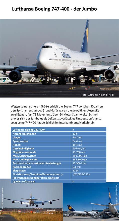 Lufthansa: Sitzplatzangebot und Service auf Lang und