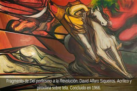David Alfaro Siqueiros Murales Importantes by 5 Murales De Siqueiros Que Puedes Encontrar En La Cdmx