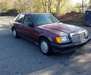 Sell Used 1989 Mercedes Benz 260e Mint Interior Runs And