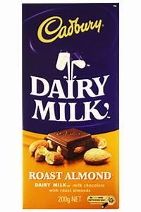 Cadbury Roast Almond King Size | Chocolate from Australia
