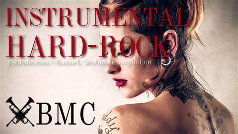 Hard-rock Music Instrumental Compilation 108-80 Bpm By Bmc