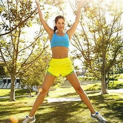 Jumping Jacks Benefits Health Jack Exercise Doing