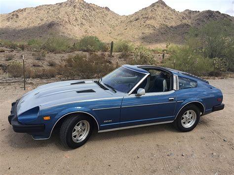 1981 Datsun 280zx by 1981 Datsun 280zx For Sale Near Gilbert Arizona 85298
