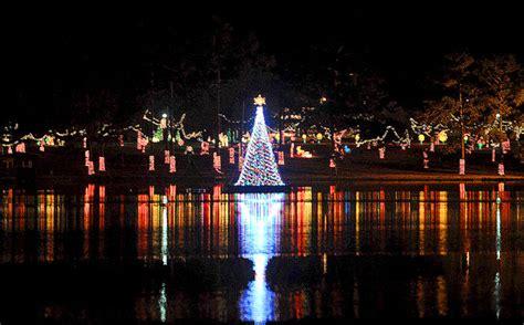 christmas lights in defuniak springs local dothaneagle com