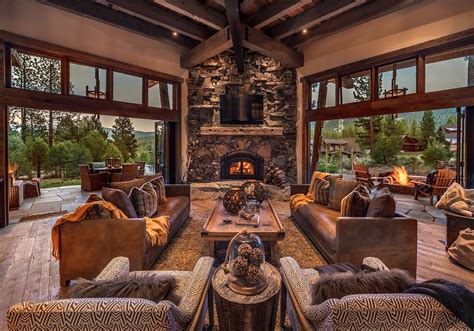 easy and fast rustic living room ideas indoor