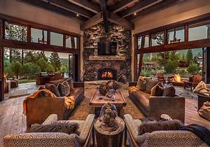 Very Easy and Fast Rustic Living Room Ideas