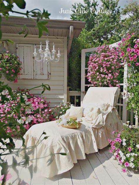 Der Blühende Garten by Romantische Stunden Im Garten Oder Der Terrasse Mit