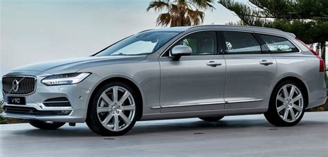 2018 Volvo V90 Wagon, Price, Release Date, Engine