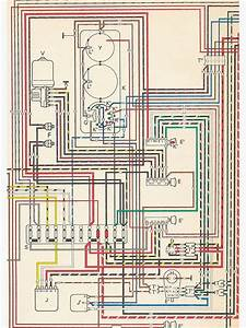 U0026quot Vintage Wiring Diagram U0026quot  Spiral Notebook By Opul