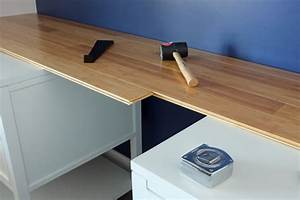 DIY Custom Bamboo Countertop