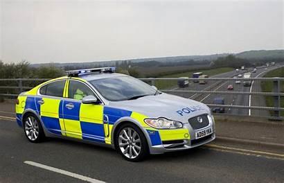 Police Jaguar Cars Xf Desktop Duty Launched