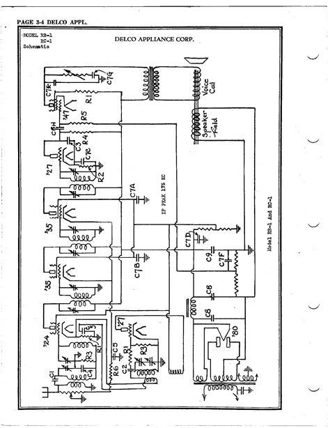Delco Radio Corp Antique Electronic Supply