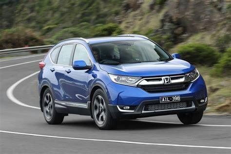 Honda Cr V Reviews by 2018 Honda Cr V Review Wheels