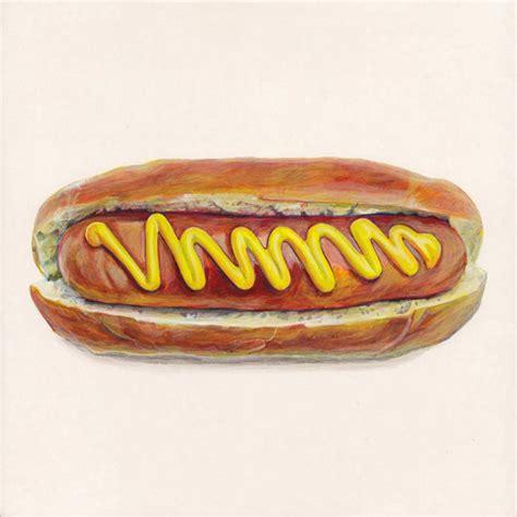 Joël Penkman Loves to Paint Food