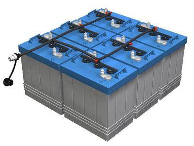 Battery Bank Size Calulations Leading Edge Turbines
