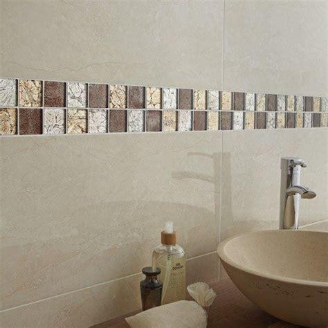 carrelage mural siena premium en faience botticino 30 x 60 cm idees salle de bain