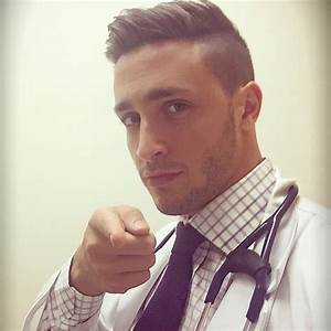 This Hot Doctor And Husky Duo Are Taking The Internet By ...