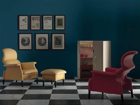 Pouf By Poltrona Frau Design Achille Castiglioni