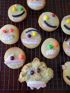 Funny Face Biscuits – Be A Fun Mum