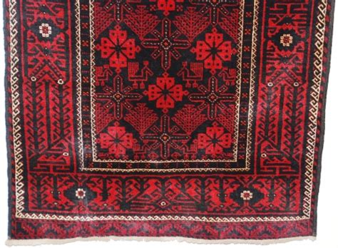 tapis d orient fabriqu 233 s par des tribus nomades beloutch iran 188x90 galerie tapis emir lyon