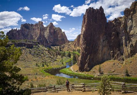 smith rock oregon jigsaw puzzle in puzzle of the day