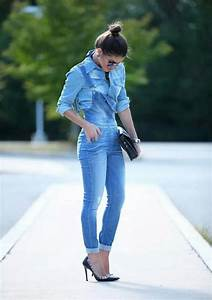 Overol mezclilla | OUTFIT JEANS | Pinterest | Love Outfit and Love it