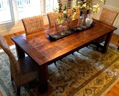 farmhouse dining tables ideas  pinterest