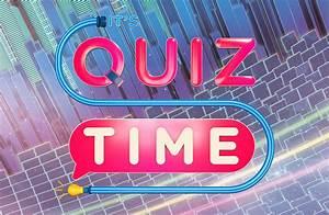 It U0026 39 S Quiz Time