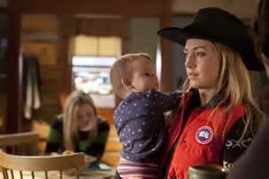Amy Pregnant Heartland TV Series