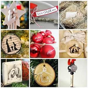 20, Diy, Ornaments, About, Jesus, Christ