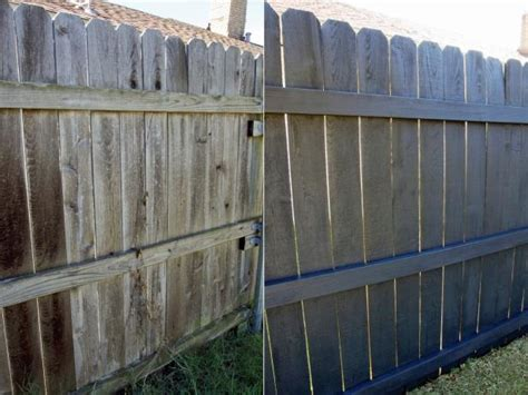 fence painting  staining guide quick tips hgtv