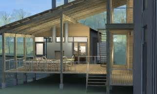 homes with porches porches lake flato porch house