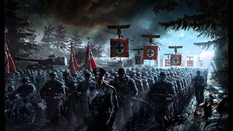 nazi history adolf hitler dark evil military