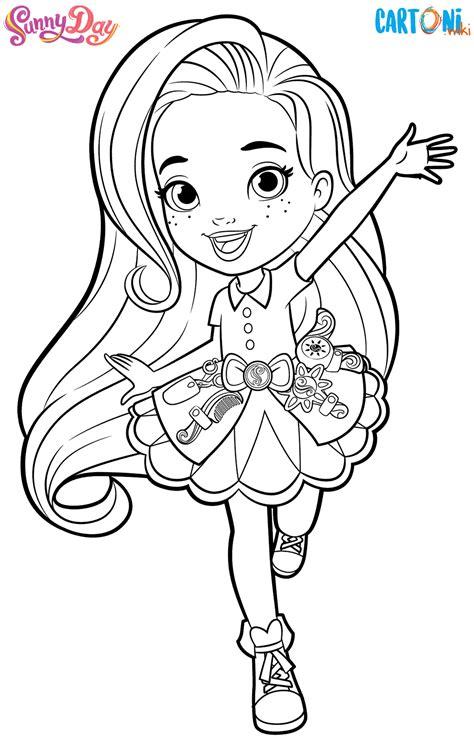 cartoni da stare e disegnare day disegni da colorare cartoni animati
