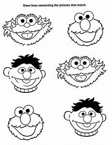 Printable Pictures Of Sesame Street Characters - Coloring Home