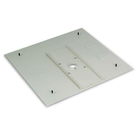 2x2 drop ceiling projector mount premier mounts 2x2 tile false ceiling adapter pp fcma