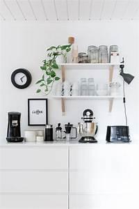 Küche Offene Regale : unsere k che tipps f r eine gem tlichere k che dreierlei liebelei ~ Markanthonyermac.com Haus und Dekorationen