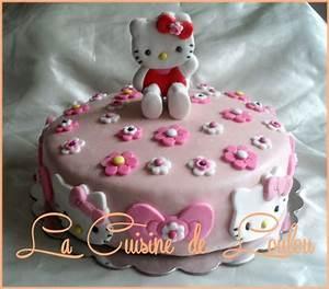 Gateau Anniversaire Petite Fille : gateau d anniversaire pour petite fille de 2 ans arts culinaires magiques ~ Melissatoandfro.com Idées de Décoration