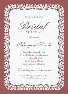 tropical bridal shower invitations pink gold pineapple With elegant wedding shower invitations